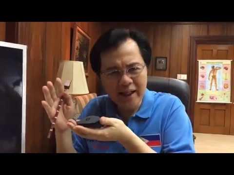Lower Your Cholesterol Level: Tamang Paraan -  ni Doc Willie at Liza Ong #384b