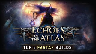 【Top 5 FastAF Builds】- Ritual League 3.13