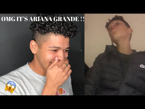 Lewis Blissett Sounds Like Ariana Grande - No Tears Left To Cry | Reaction & Vocal Breakdown