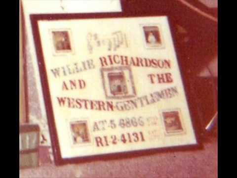 """""""Cherry Pink And Apple Blossom White"""" 27  by Willie Richardson & Band-4"""