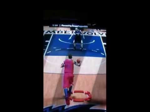 Greatest dunk in 2k13 history lob city