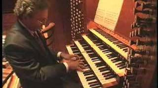 Organ Toccata at Meyerson Symphony Center, Dallas