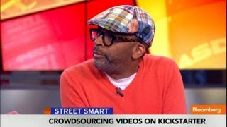 Spike Lee Gets Heated at Kickstarter Criticism