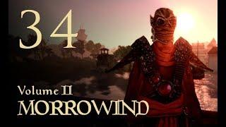Let's Play Morrowind (Vol. II) - 34 - The Mushroom Cave of Death