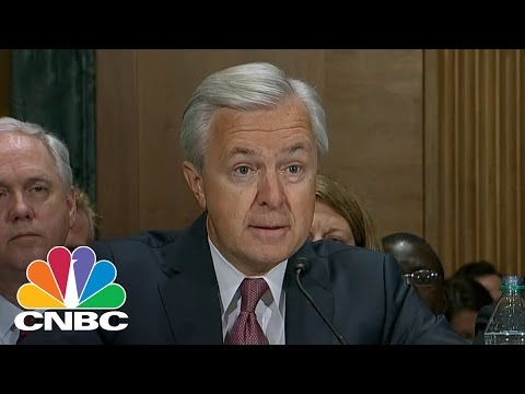 Wells Fargo CEO John Stumpf: We Didn