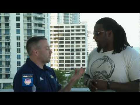 Chris Stewart - BCS Championship Interview