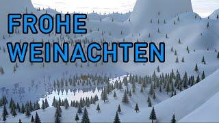 FROHE WEIHNACHTEN 2018 / Cinema 4D Animation / Toils Movies