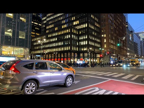 NYC Livestream Walking Home from Work in Midtown Manhattan (January 8, 2020) |  Mp3 Download