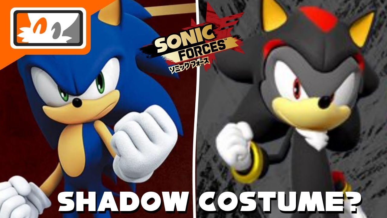 Sonic Forces - Shadow the Hedgehog Costume Pre-Order Bonus for Custom Hero? (RUMOR) & Sonic Forces - Shadow the Hedgehog Costume Pre-Order Bonus for ...