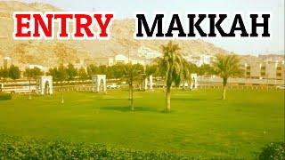 Entry Makkah Beautiful View ll Saudi Arabia