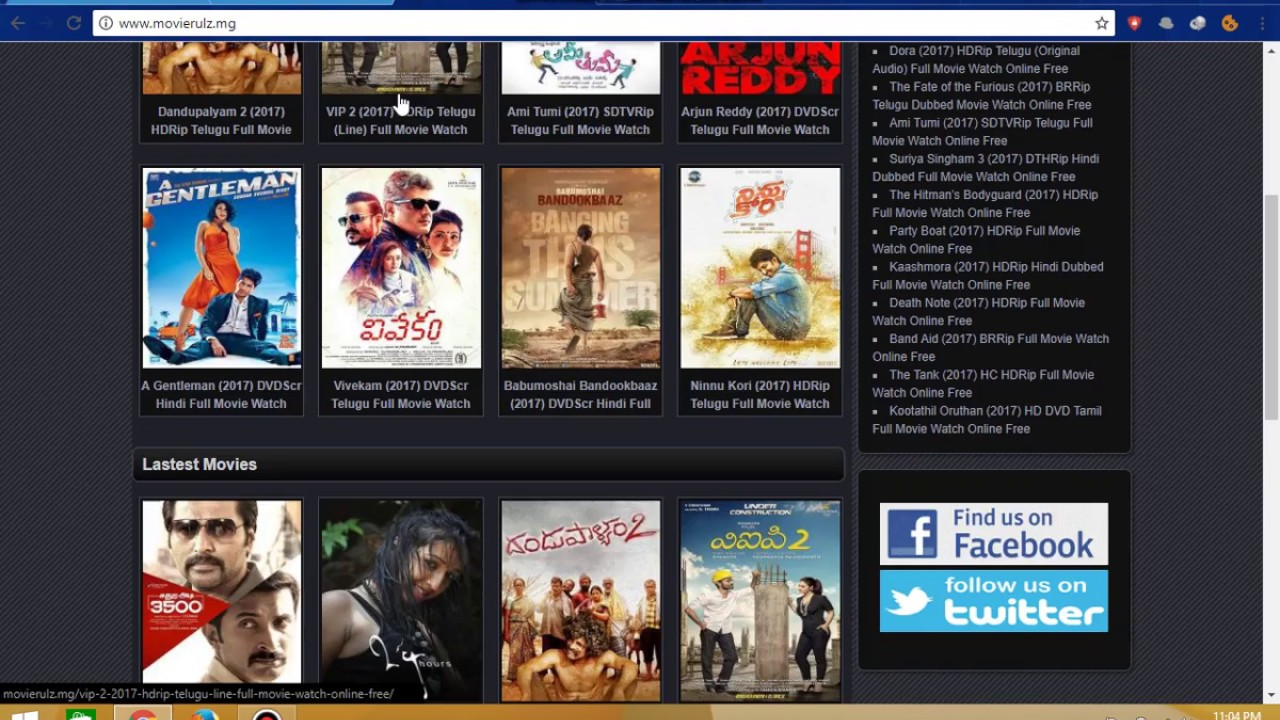 Best 3 Websites To Watch Online Movies For Free - Youtube-1727
