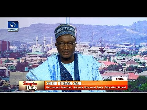 About 45,000 Applied For Teaching Position In Kaduna - Othman-Sanu |Sunrise Daily|