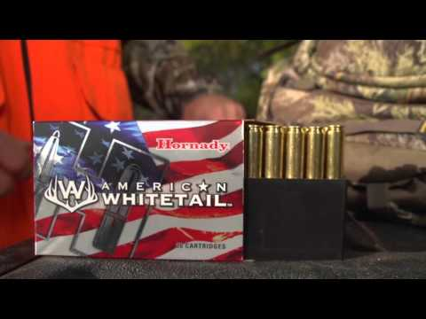 D+DH Innovation Zone: Hornady American Whitetail Ammo
