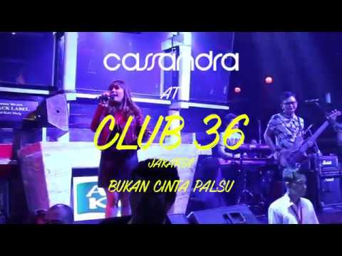 BUKAN CINTA PALSU - CLUB 36 JAKARTA (LIVE)  #20