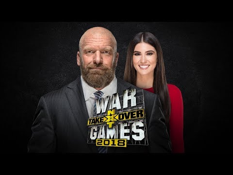 NXT TakeOver: WarGames II Post Show