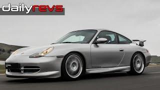 2000 Porsche 911 GT3 | Driving