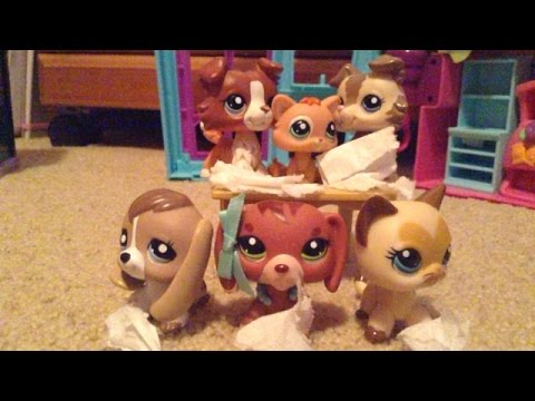 Lps Annie it's a hard knock life