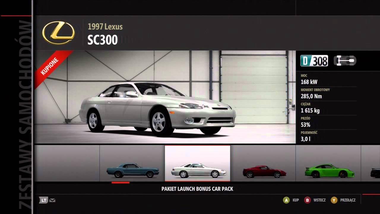 forza motorsport 4 launch bonus car pack youtube. Black Bedroom Furniture Sets. Home Design Ideas