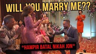 LAMARAN PALING TIDAK ROMANTIS!! BATAK X AMBON #eNVyROYalWEDDING