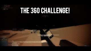 THE 360 CHALLENGE! (ROBLOX Phantom Forces)