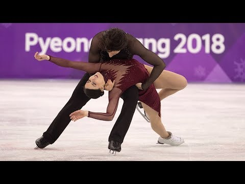'Magical to see': Tessa Vitue and Scott Moir's iconic performance