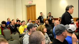 Q and A with WWE Legends Nikolai Volkoff & Lanny Poffo