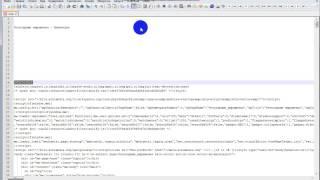 Регулярки в Notepad ++ (удаление HTML тегов) + макросы