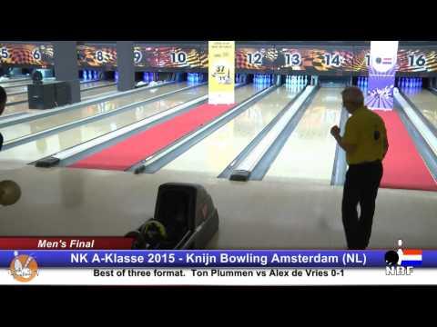 Dutch National Championships Of Bowling 2015 (Men's Final)