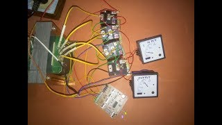 90V To 280V Automatic Stabilizer Relay Connection With Time Delay And High Cut.YT- 104