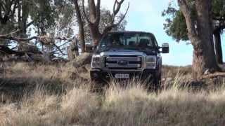 2013 Ford F250 6.7L V8 Superduty Platinum 4x4 Rob Fraser Reviews