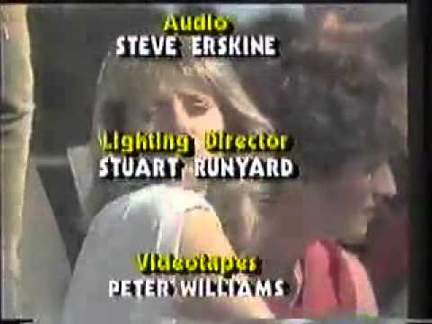 Closing Credits Belgium Grand Prix + Wide World Of Sports Closer + Program Sponsors Ch-9 - 1985