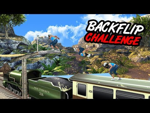 Backflip Challenge  For Pc - Download For Windows 7,10 and Mac