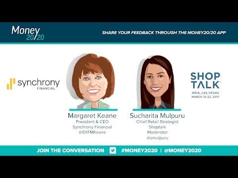 Keynote: Margaret Keane & Sucharita Mulpuru (Synchrony Financial)