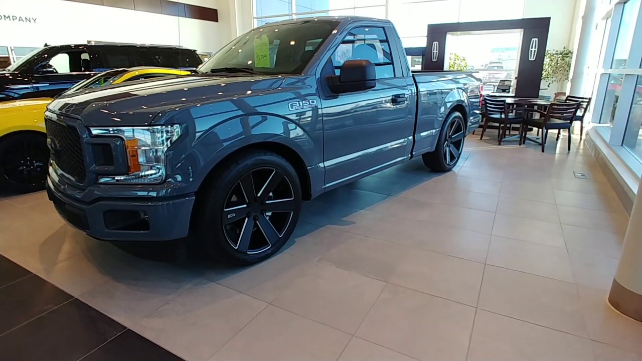2019 SUPERCHARGED F150 FCP SUPERQUAKE EDITION - YouTube
