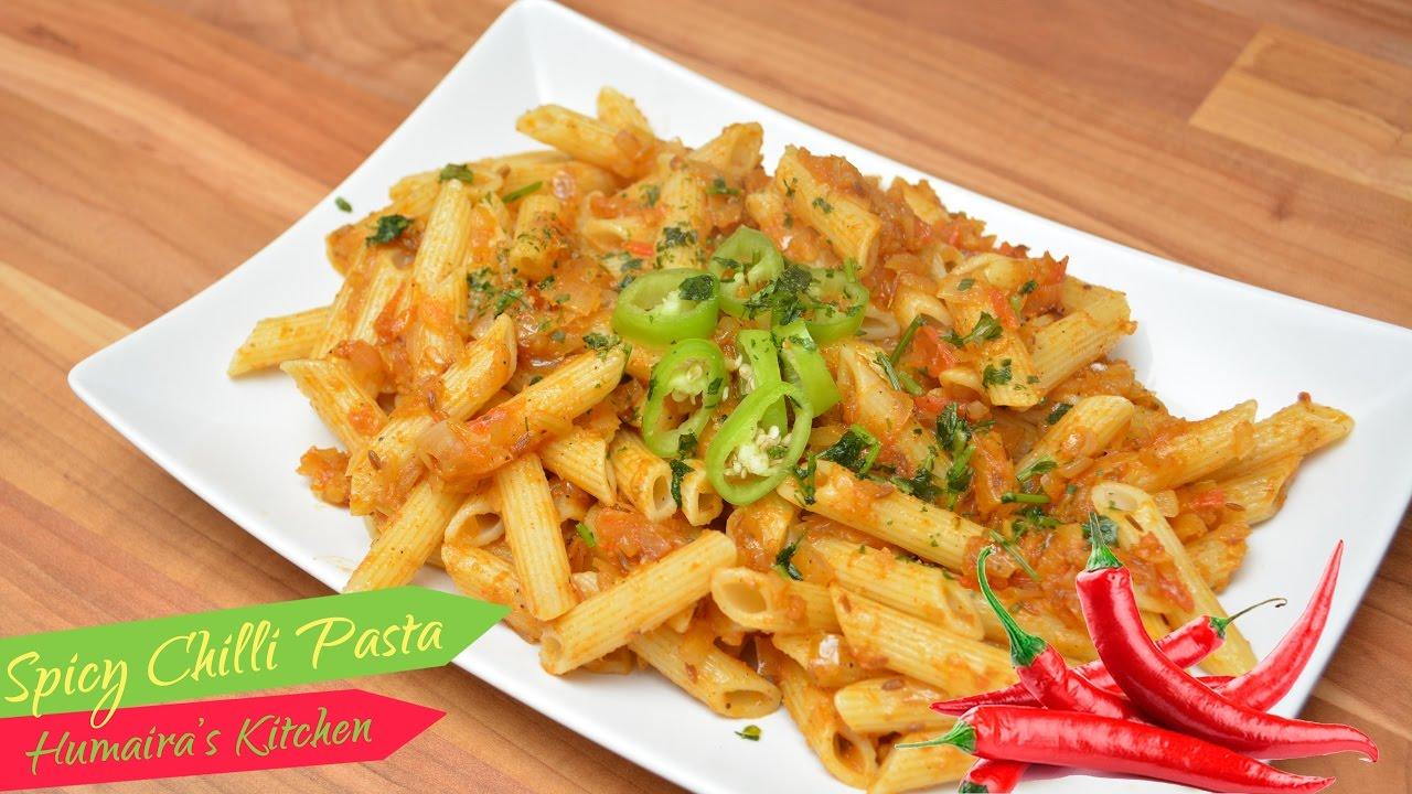 Pasta Masala Recipe Spicy Chilli