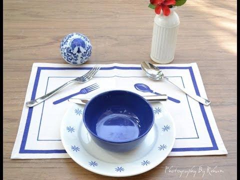 فن تزيين المائدة 41 - مطبخ منال العالم