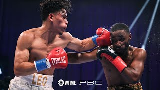 Leo vs Williams Full Fight Card HIGHLIGHTS: August 1, 2020 | PBC on SHOWTIME