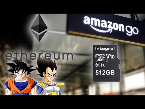 GtW: Sea of Thieves, Canada Using Ethereum Blockchain, Amazon Go, and More!