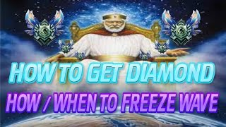 How To Get Diamond: How & When To Freeze Wave [League Of Legends]