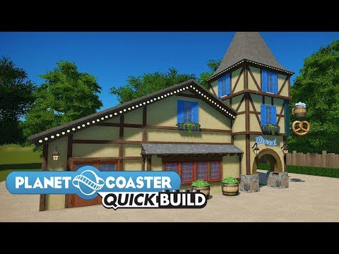 Planet Coaster Quick Build | Beer & Pretzels |