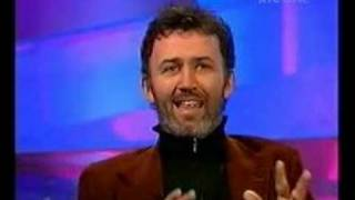 Tommy Tiernan on being caught speeding