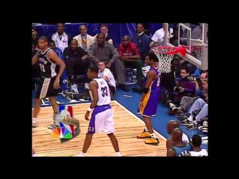 Back to the day when NBA All Star Game was worth watching (2001)  Full game - Allen Iverson MVP