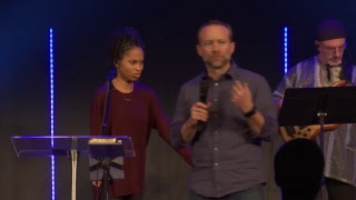 Worship with Iain Mcdermid- Message by Michael Finnon