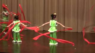 Nelson Atkins Ribbon Dance