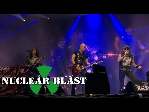 ACCEPT - Shadow Soldiers (OFFICIAL LIVE VIDEO)