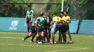 U18 Asean schools rugby sevens game19 thailand malaysia