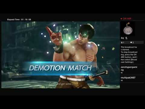 Tekken 7 : VGH - Video Gamers Hawaii - Live stream (Part 6)