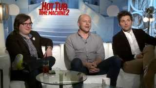 Hot Tub Time Machine 2: Introducing The General Rob Corddry Fighter Pilot School!