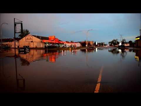 The Great Flood - Grande Prairie, AB