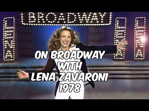 On Broadway With Lena Zavaroni
